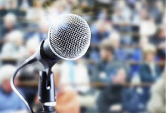 لحن صحبت-روش درست صحبت کردن در جمع