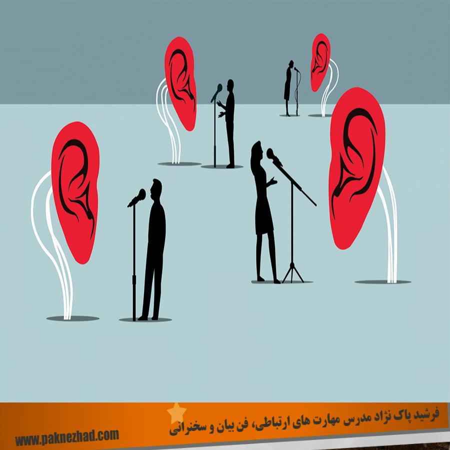 چگونه سخنرانی کنیم